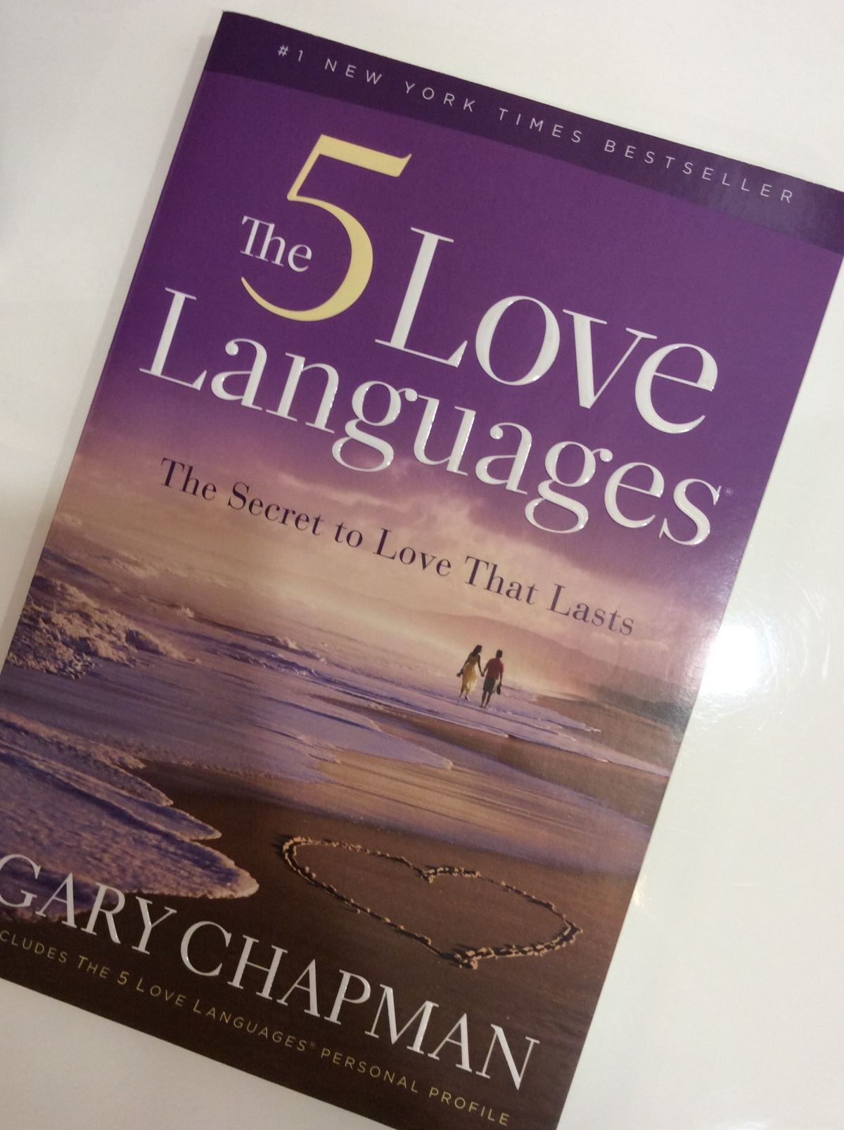 The 5 Love Languages – Dr. Gary Chapman's